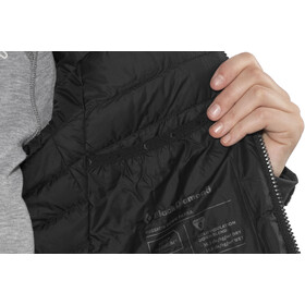 Black Diamond Mission Parka Damer, smoke